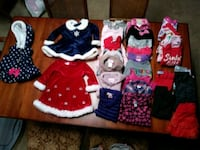 Baby girls beautiful Winter 18 month lot. Fort Worth, 76135