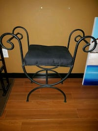 Wrought iron chair Coquitlam, V3C 2H4