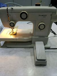 Excellent straight /embroidery stiches$100