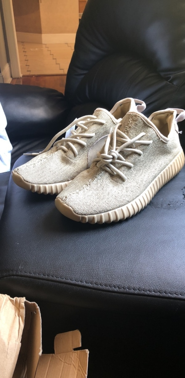 cec089faa Used Pair of gray adidas yeezy boost 350 for sale in Lithonia - letgo