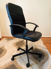 Black office chair Great Falls, 22066