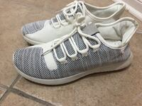pair of gray  running shoes size 12 Vaughan, L4L 1S2