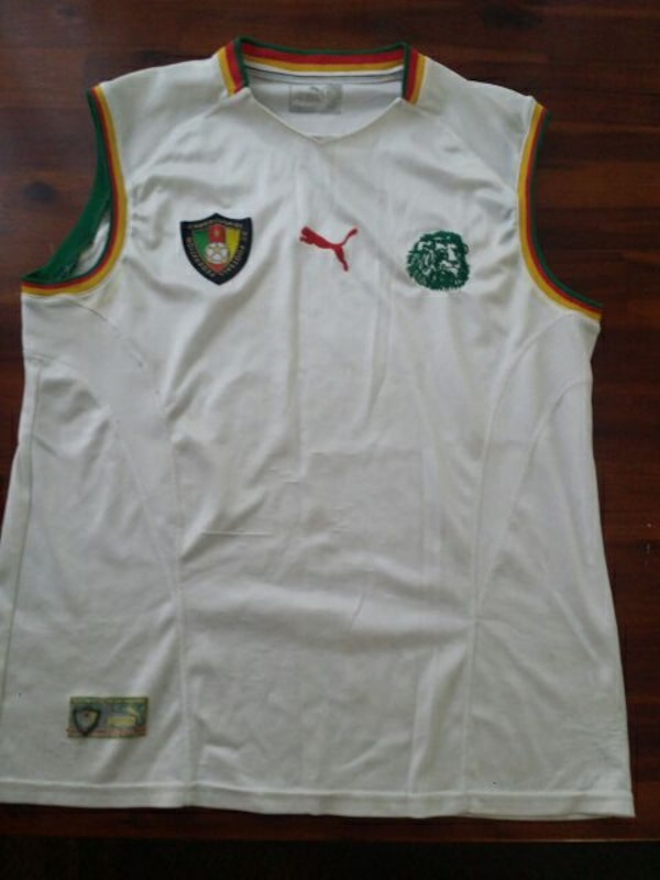 b2bcadf3d31 Used Cameroon soccer jersey for sale in London - letgo