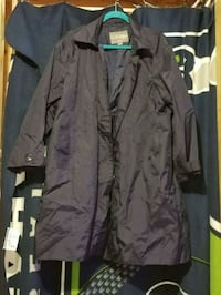 Brand new women's 2x navy blue windbreaker  Ogden, 84404