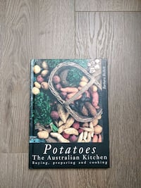 Potatoes A Guide to Buying Preparing & Cooking Ryde, 2112