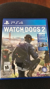 Watch dogs 2 PS4 Surrey, V3W 0M8