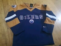Oilers jersy size 4 brand new condition Edmonton, T5X 5Y3