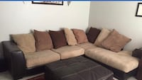 Sectional couch Albuquerque, 87108