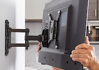 Professional mounting of Tv, home theater systems, security cameras