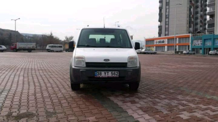 ford - tourneo connect - 2007