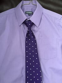 Boy's size 8 dress shirt and Gymboree tie Mississauga, L5K