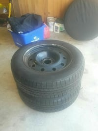 4 winter tires  Lakeshore, N0R 1A0