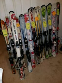 Snow skis from 99 to 220.00 Woodbridge, 22191
