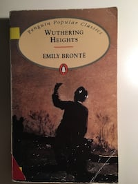 Wuthering Heights av Emily Bronte bok Gothenburg, 436 51