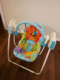 baby swing and cradle Portable Calgary, T3K 4M2