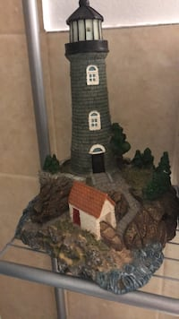 Motion activated lighthouse