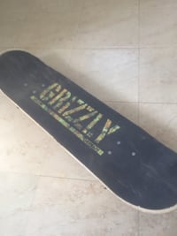 black and blue skateboard deck London