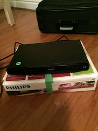 Philips DVD Player  Surrey, V3T 4A5