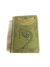 1887 Parsons handbook business & social forms