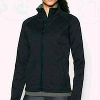 New Women's Under Armour Tac Softshell Jacket Lake Forest