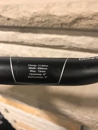 Giant Connect 31.8 XC riser bar Mississauga, L4Y 3C2