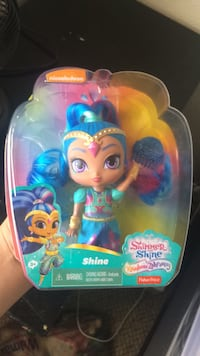 Shimmer and Shine Shin toy pack Santa Maria, 93458