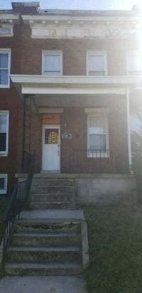 HOUSE For Sale 3BR 2BA Baltimore