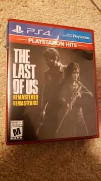 The last of us ps4 remastered