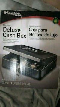Deluxe Cash Box Moselle, 39459