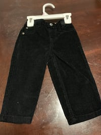 Curdoroy pants size 9 months  Baltimore, 21234