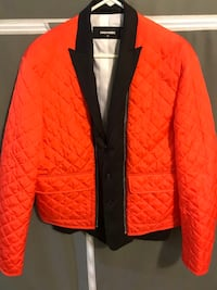women's red and black blazer Middletown, 19709