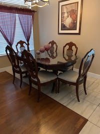 Solid Wood Dining Room Table Modesto