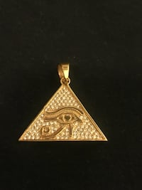 Eye Of Horus Gold  Washington