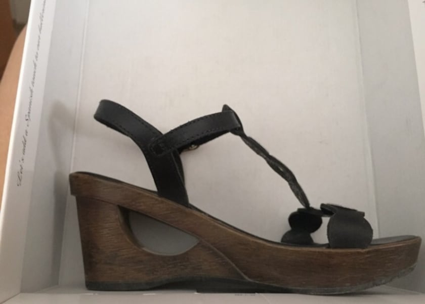Zapatos Hispanitas Negros 2