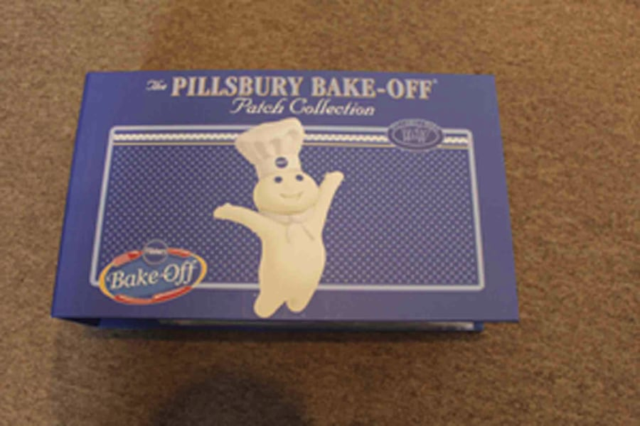 Pillsbury Bake-Off Patch Collection Cookbook 0