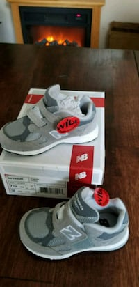 New Balance-BRAND NEW- Toddler Size 7.5 Wide High Point, 27265