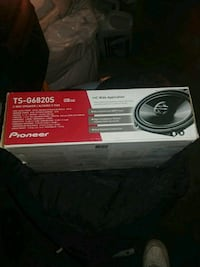NEW PIONEER + USED SONY SPEAKERS Toronto, M6N 1H5