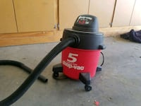 red and black canister vacuum cleaner Omaha, 68022