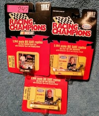 1997 edition racing champions top fuel dragster