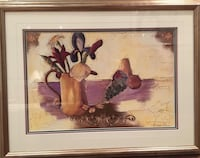 Wall art picture painting with frame Toronto, M2M 2X7