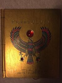Egyptology hardcover book - new Vaughan, L4J 8A5