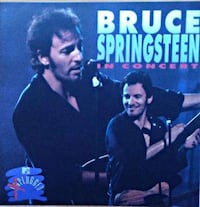 CD BRUCE SPRINGSTEEN: IN PLUGGED/IN CONCERT Oviedo