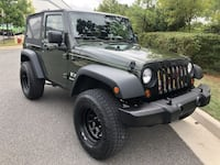 Jeep Wrangler 2009 Chantilly