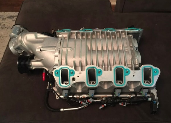 """""""SALE""""NEW GM SUPERCHARGER"""