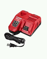 Milwaukee battery charger 3120 km