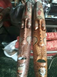 Mask 40 inch $40 for both Palm Harbor, 34684