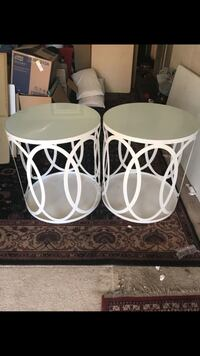 two white metal framed chairs Mountain View, 94041