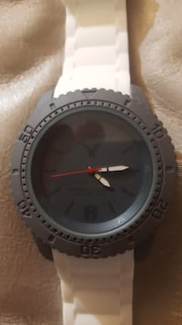 American Eagle Outfitters Army Gray Oversized Men's Watch. 3126 km