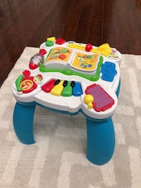 Leap frog music table Bolingbrook, 60490