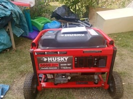 generator used 1 time for a job